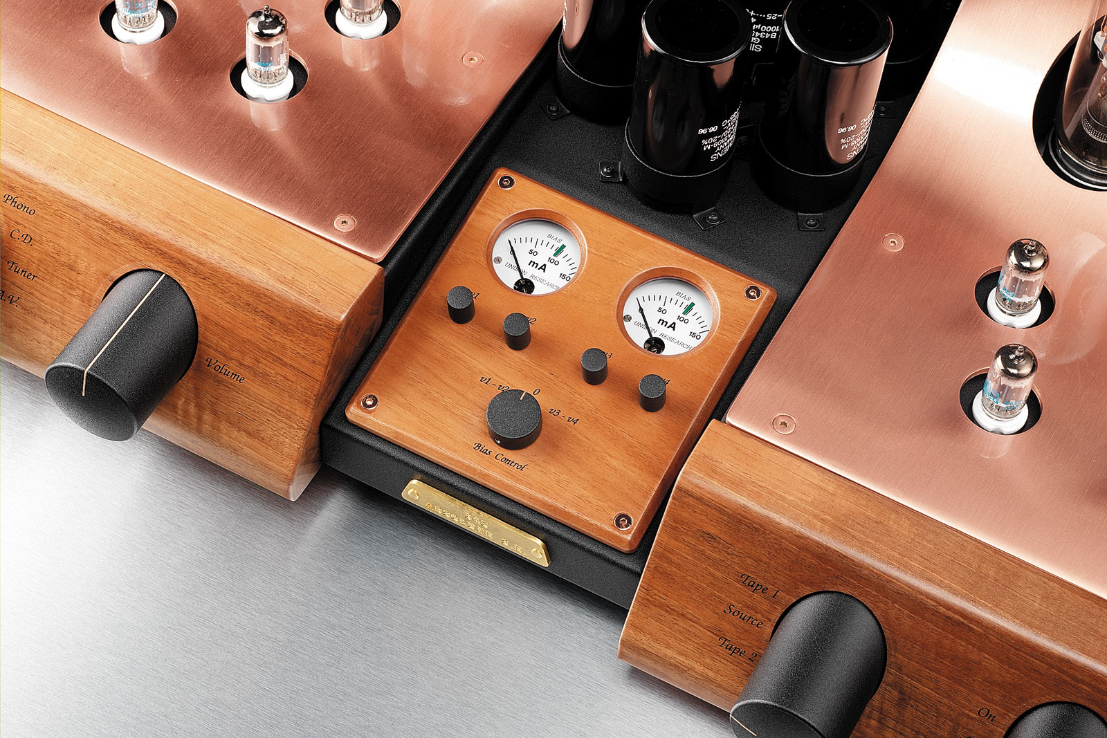 Unison Research Absolute 845 | Anh Duy Audio