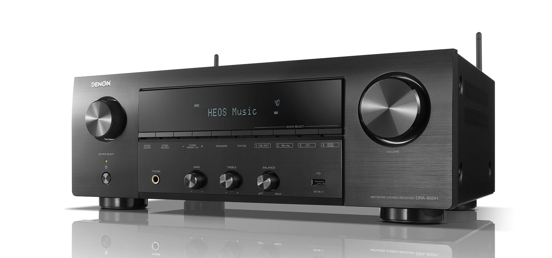 Ampli thông minh toàn năng Denon DRA-800H | Anh Duy Audio
