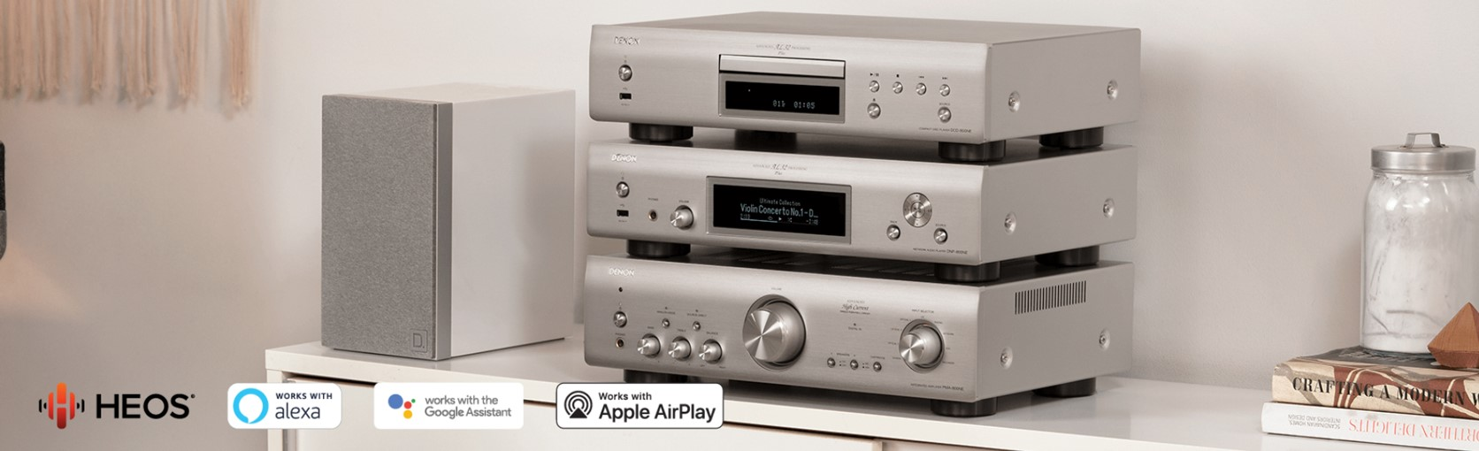 Music Server Denon DNP-800NE | AnhDuy Audio