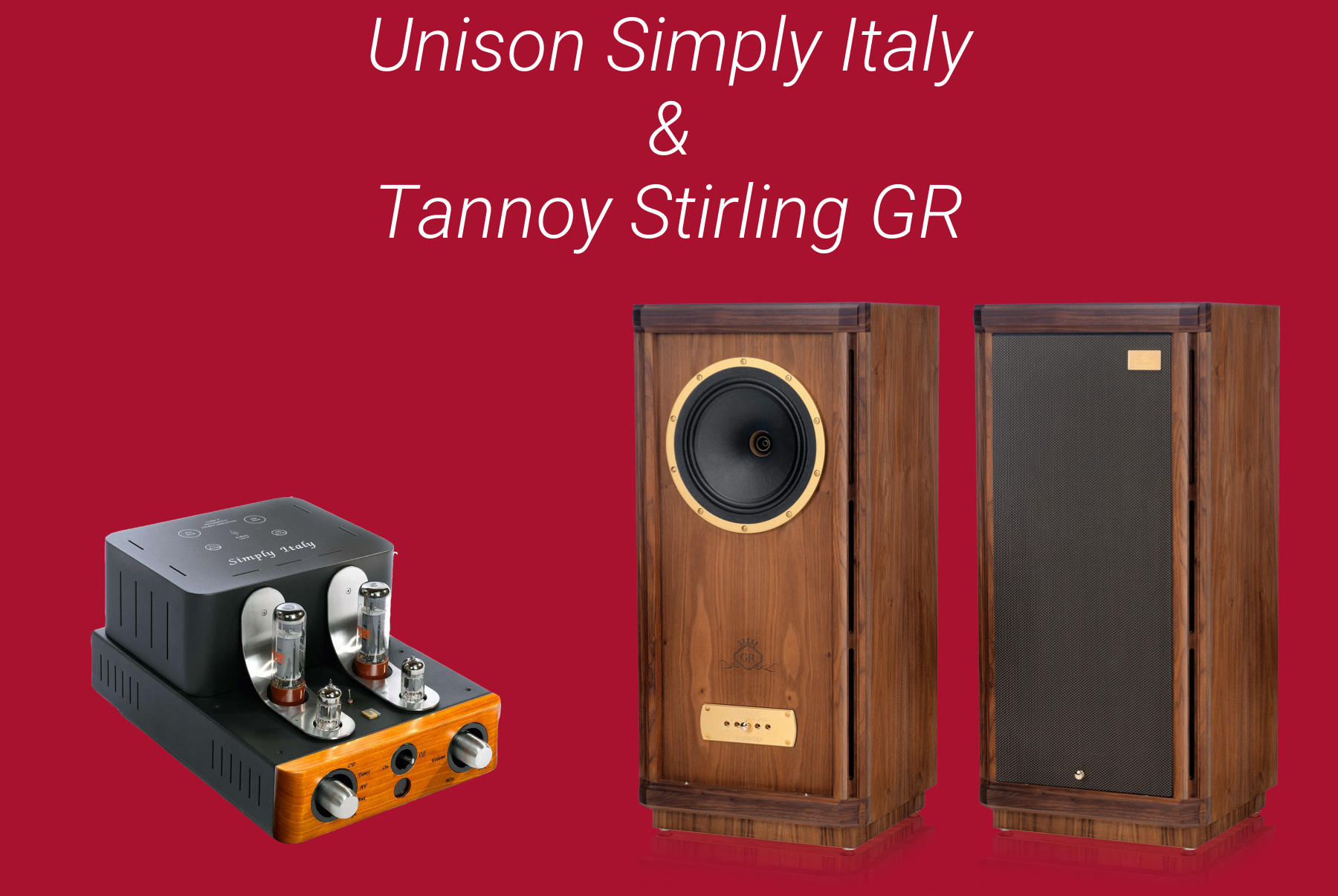 Stirling GR/ AnhDuy Audio