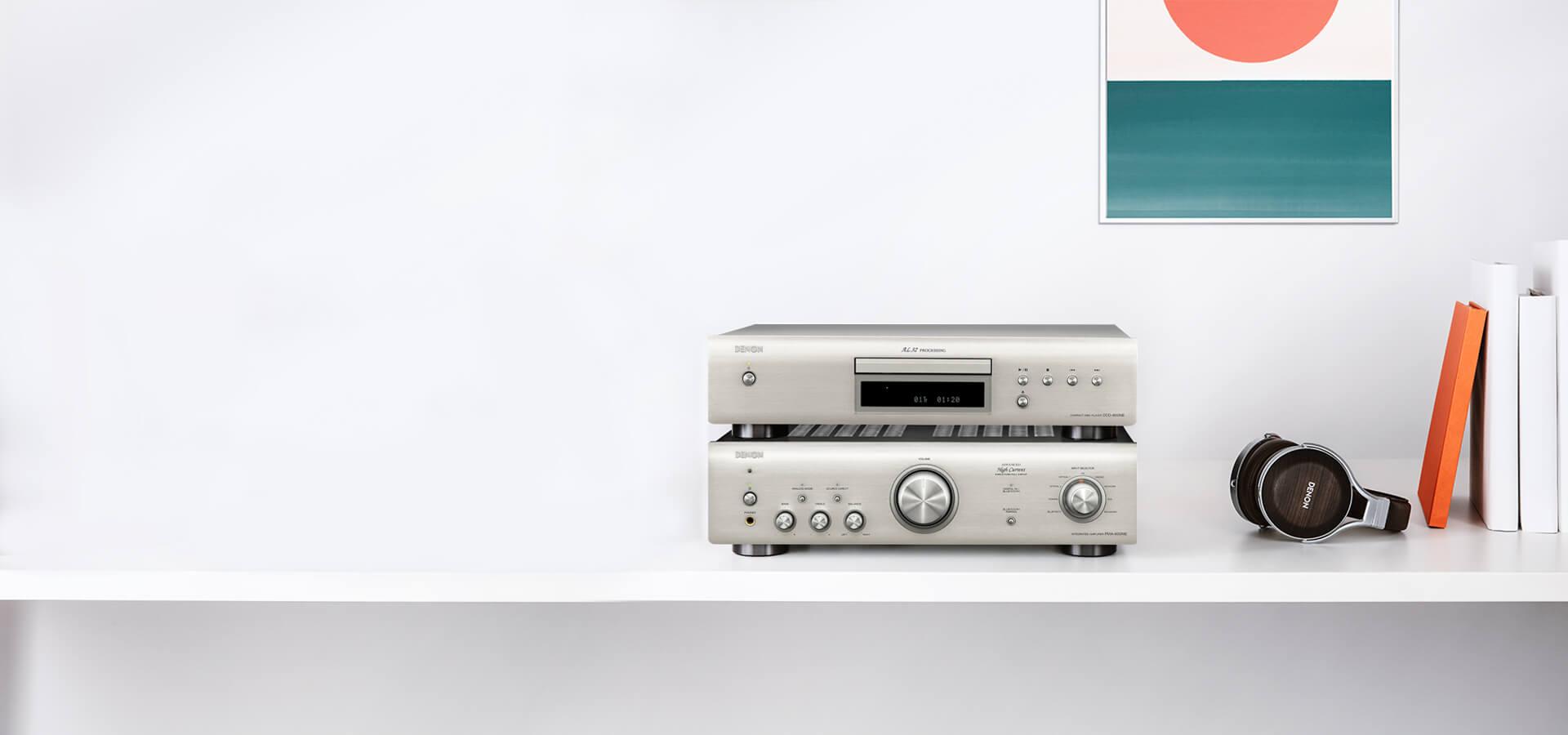 Đầu phát CD Denon DCD-600NE | Anh Duy Audio