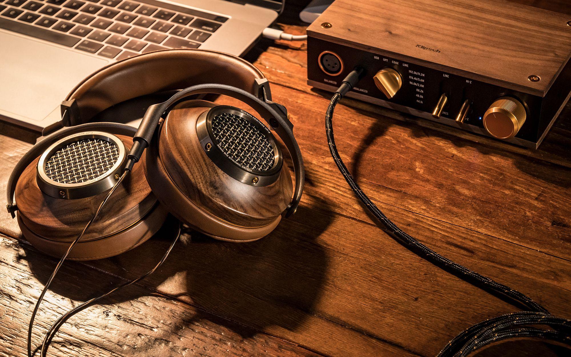 Klipsch Heritage Headphone Amplifier | Anh Duy Audio