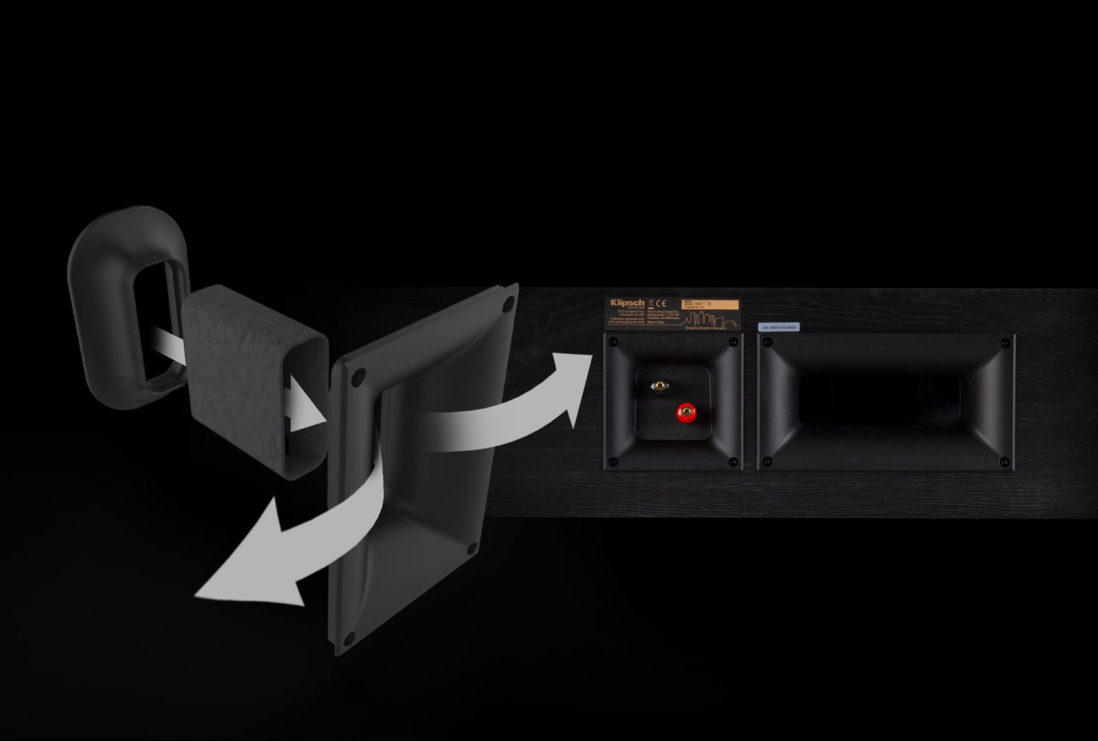 Loa Center Klipsch RP-400C   Anh Duy Audio