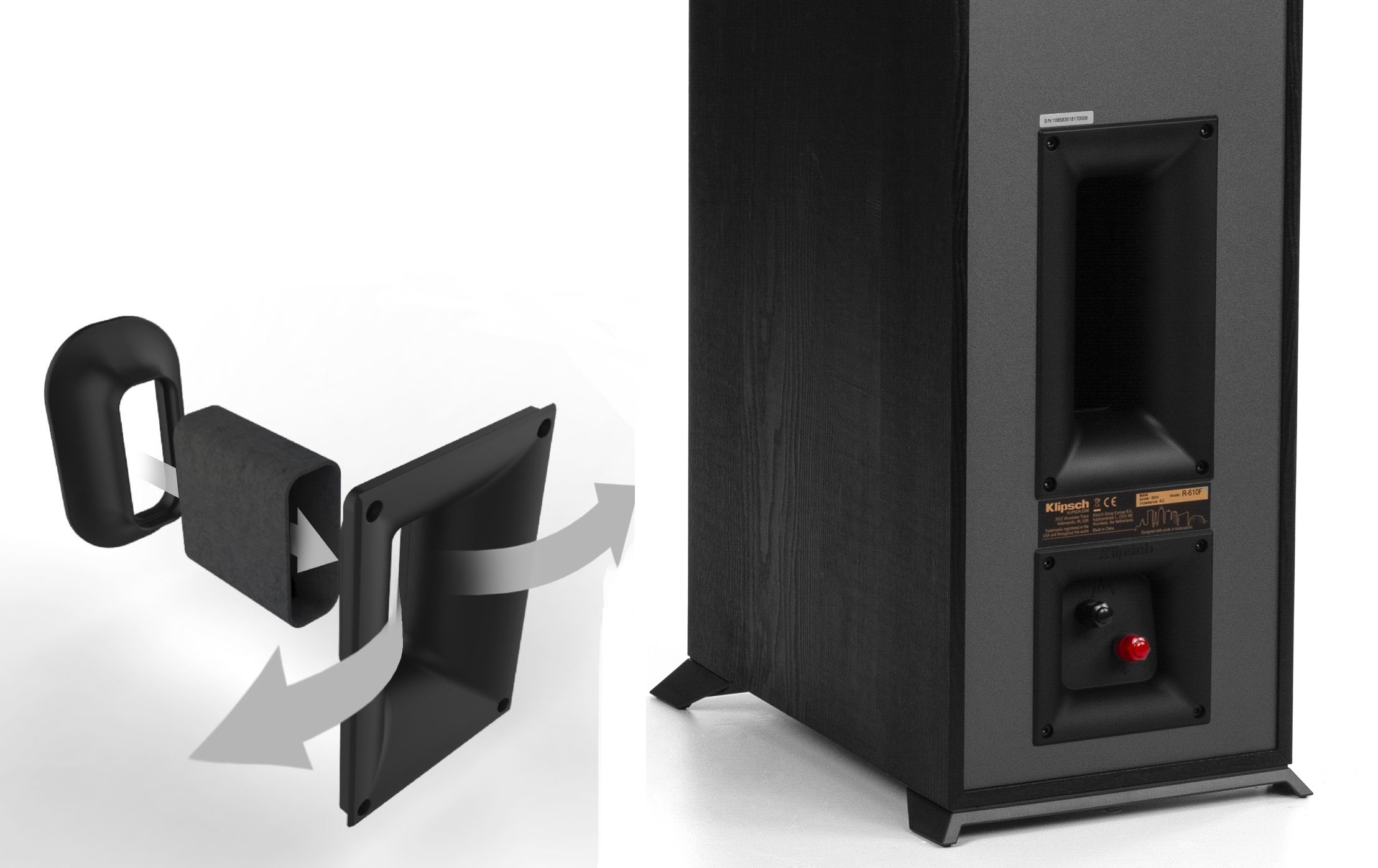 Loa Klipsch R-610F | HAYAUDIO.COM