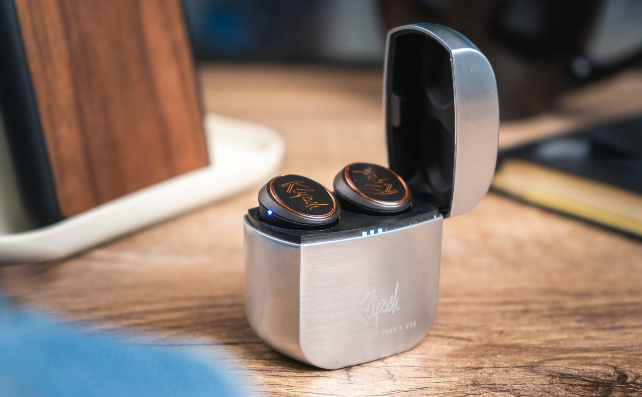 Klipsch T5 True Wireless | Anh Duy Audio