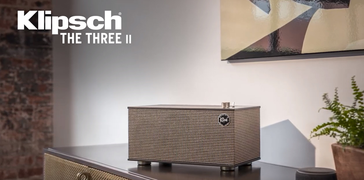Klipsch The Three II | Anh Duy Audio