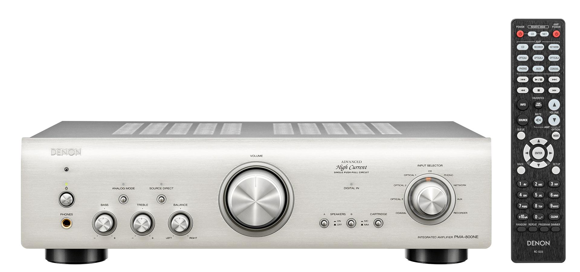 Ampli Denon PMA-800NE tích hợp DAC | Anh Duy Audio