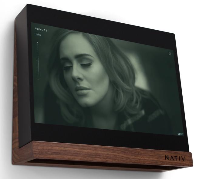 Music Server Nativ Vita | Anh Duy Audio