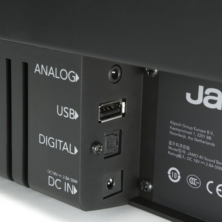 Loa soundbar Jamo SB40 kèm loa sub | HAYAUDIO.COM
